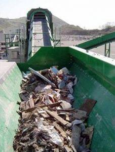 Plantas de reciclaje RCD